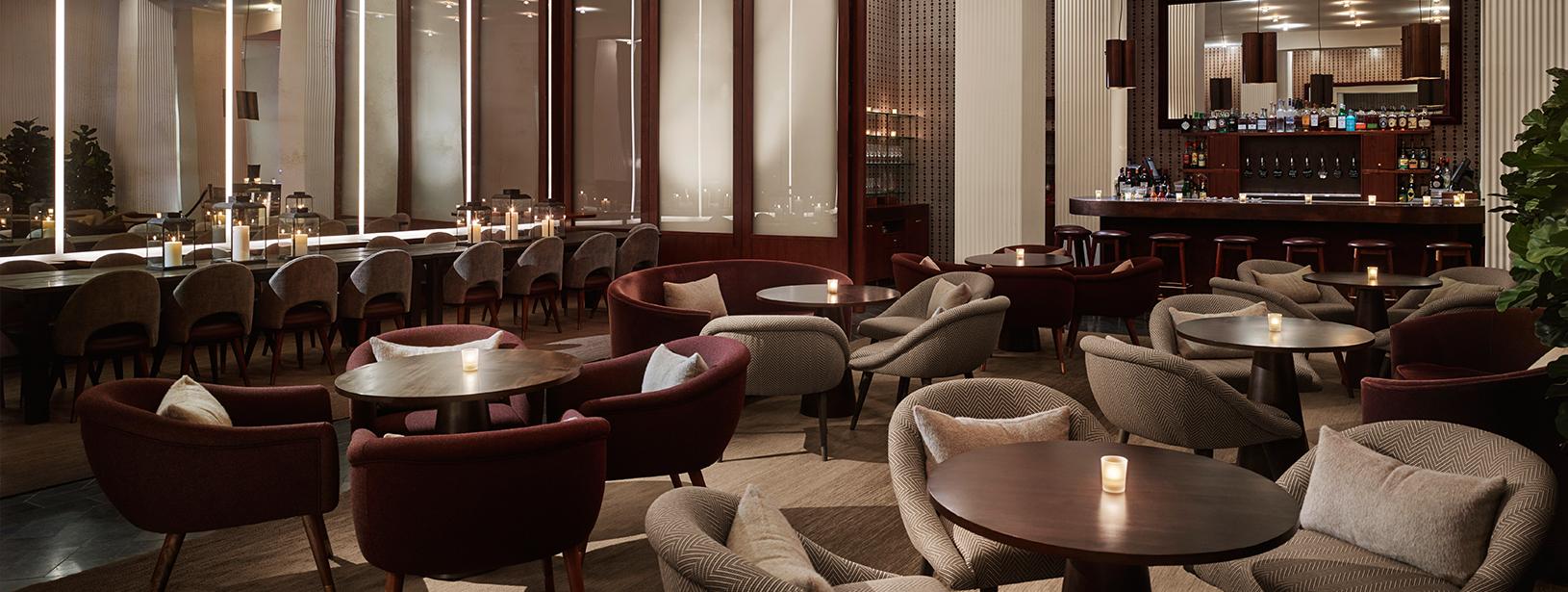 Best Hotel Bars Nyc The Redbury New York