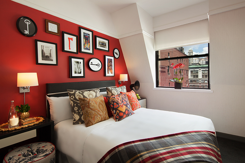 Redbury New York Madison Queen Room