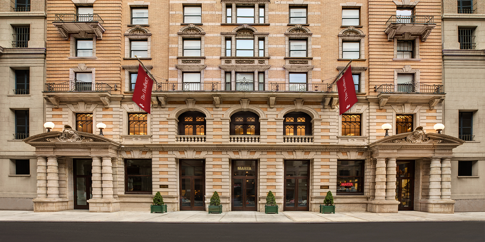 2 Bedroom Suites In New York City Midtown Nyc Hotel Rooms Amp Suites The Redbury New York